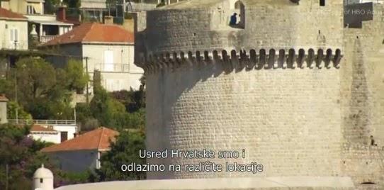 Nuevo vídeo del rodaje en croacia juego de tronos 4 temporada - Juego de Tronos en los siete reinos
