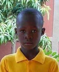 Jonathan - Burkina Faso (BF-129), Age 8