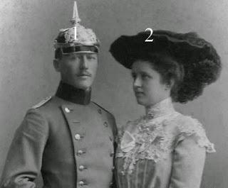 Gottfried von Tattenbach et Marie von Quadt zu Wykradt und Isny