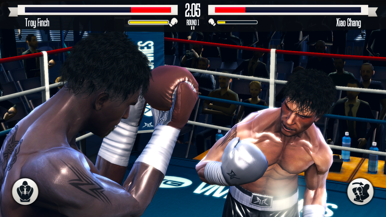 real boxing online game
