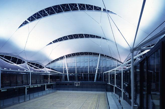 Estructura en la arquitectura for Estructura arquitectura