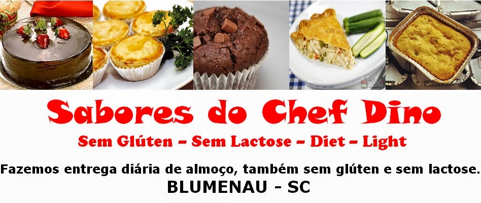 SABORES DO CHEF DINO
