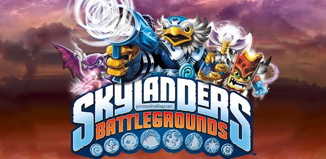 Skylanders Battlegrounds Apk v1.3.1 Mod [Unlimited Gems e Coins]
