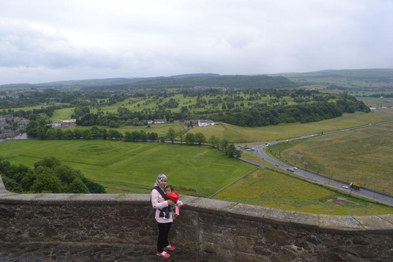 Kami di Scotland