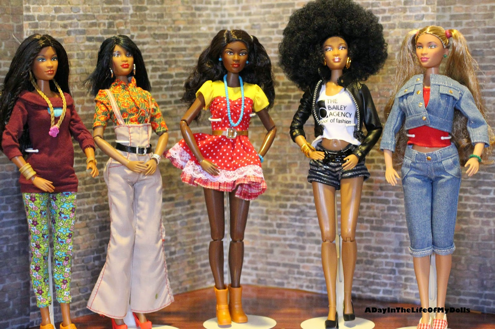 A Day In The Life Of My Dolls: New Prettie Girls Have Arrived