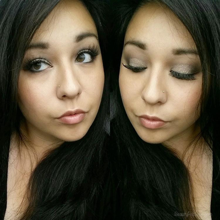 Fall Makeup Look 2016 with Lit Cosmetics, Viseart, Smith's Rosebud Salve, RCMA No Color Powder