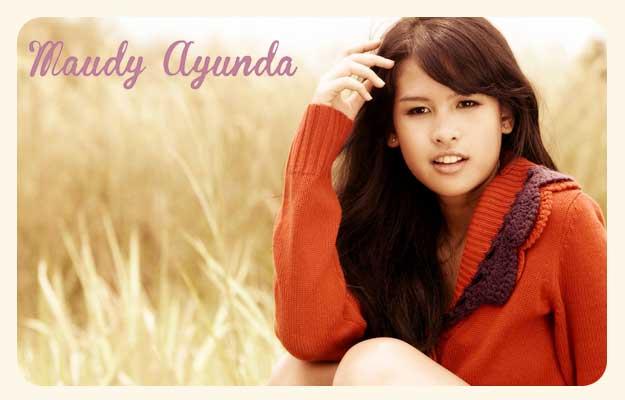 Lagu Maudy Ayunda