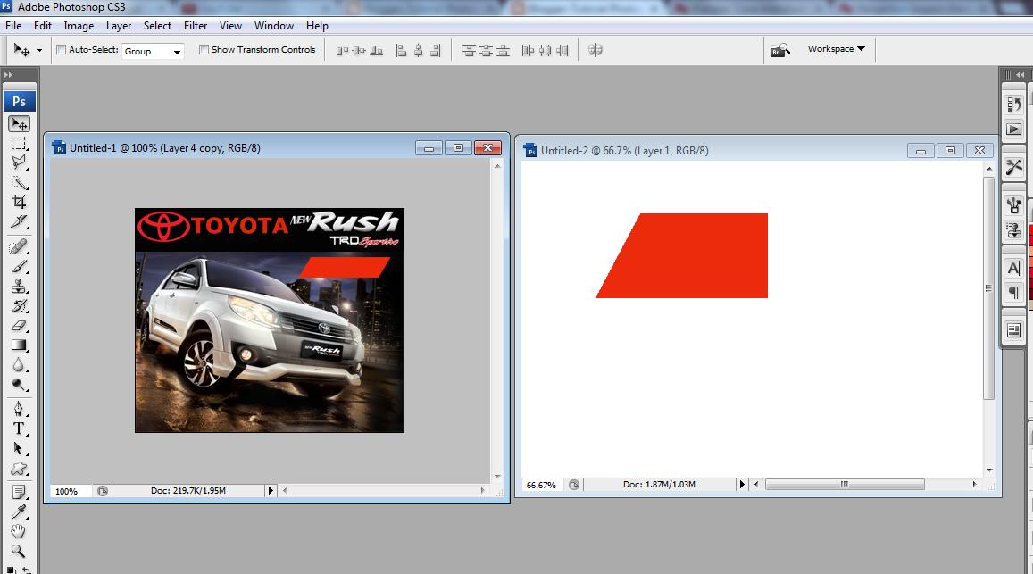 Cara Membuat Banner Iklan Animasi Dengan Photoshop CS3
