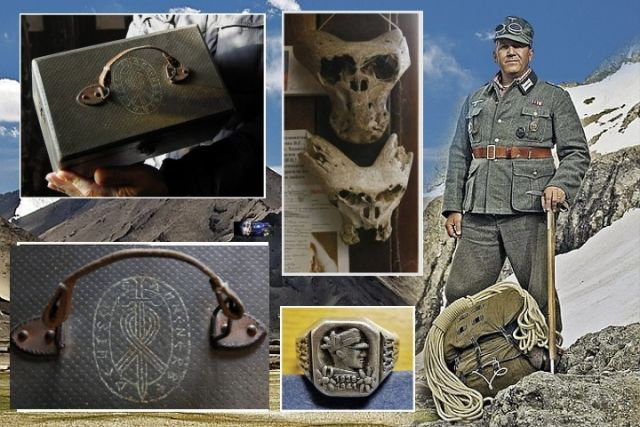 The Mystery of the Strange Briefcase and Two Mysterious Skulls Discovered in the Mountains in Russia