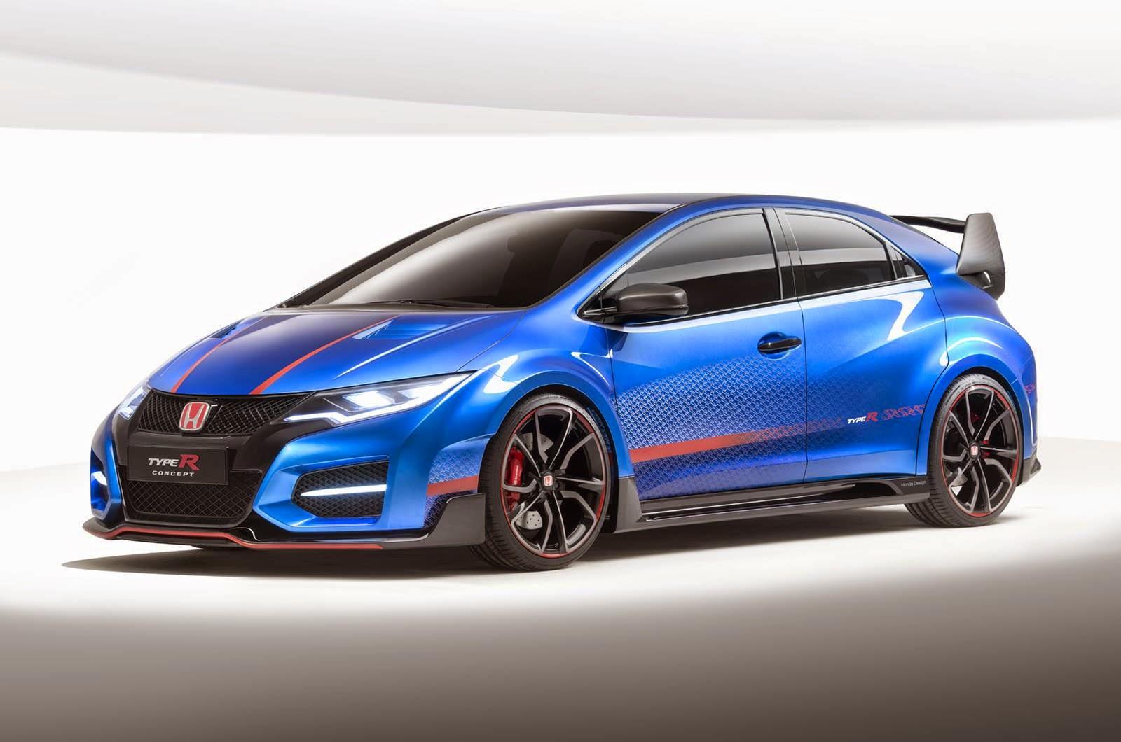 Civic Type R Concept II