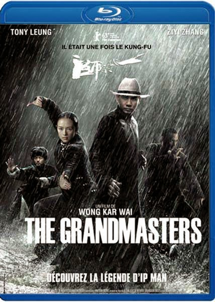 The Grandmaster 2013 BluRay 300mb ESub