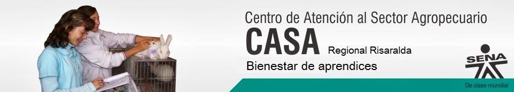 Bienestar Aprendices Centro Atención Sector Agropecuario - Regional Risaralda