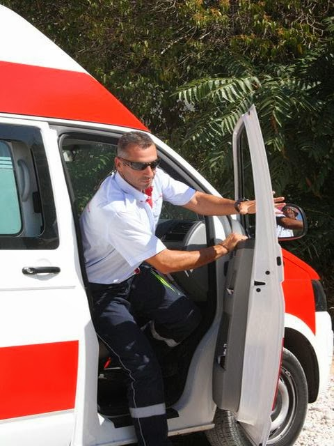 athens ambulance