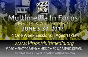 Multimedia In Focus Media & Arts Camp