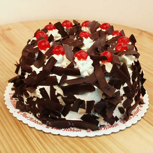 Delicious Black Forest Cake - How To Make It