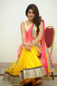 Shraddha das photos in Saree at Rey audio launch-thumbnail-10