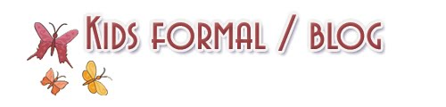 Kids Formal Blog