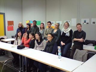 Unsere DAFs Unterricht in Trier