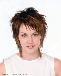 Layered Shag Hairstyle Ideas - Celebrity Haircut Trends