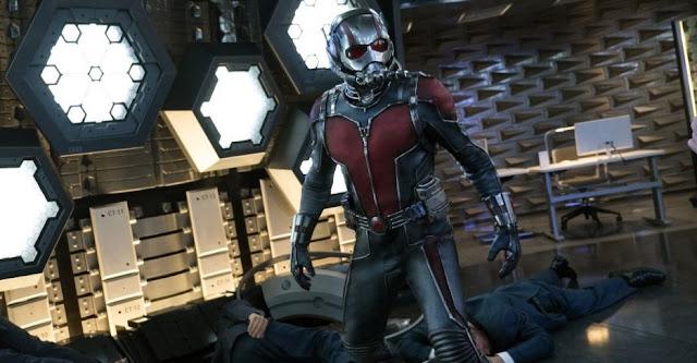 Paul Rudd, Evangeline Lilly e Corey Stoll nas imagens inéditas de Homem-Formiga