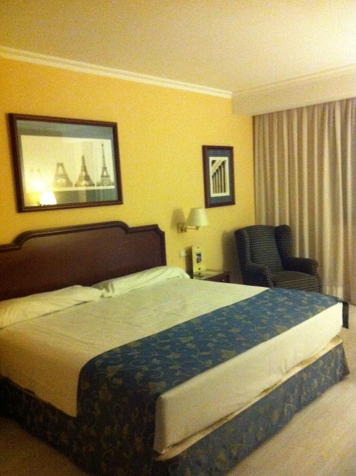 Recetario de viajes hotel auditorium madrid - Hotel mariscal madrid ...