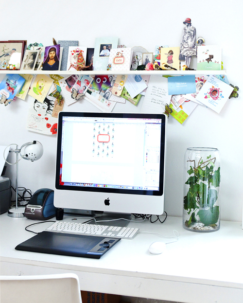 studioping4 Studio Ping Bright White Office Space and Free Wallpaper Download