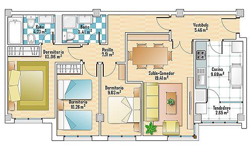 Tr mites de construcci n en el salvador centro am rica for Programa para dibujar planos