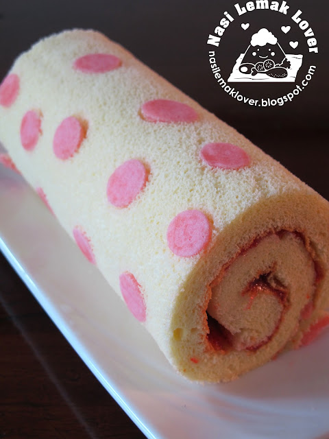 Decorated Cake Roll Tutorial