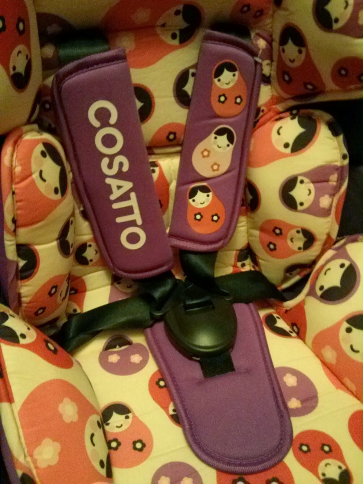 cosatto car seat instructions