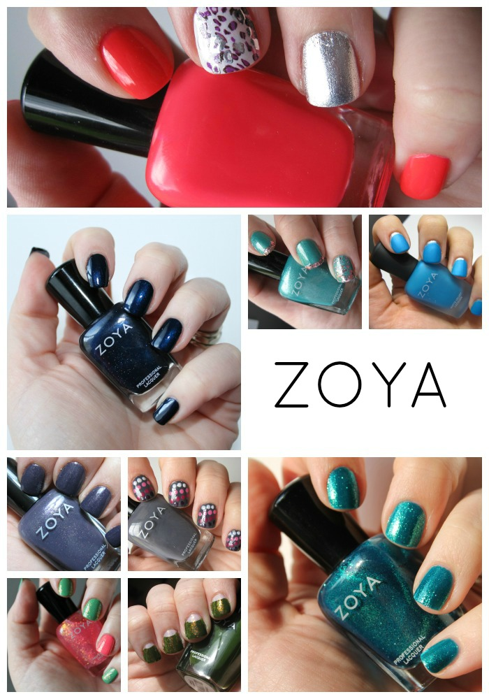 At the Pink of Perfection: Five-Free Zoya & Promo