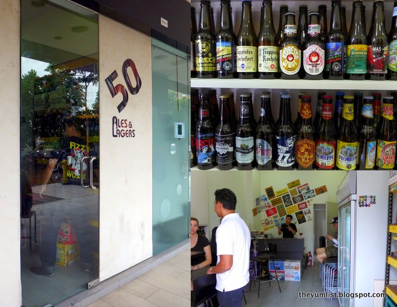 Ales and Lagers, Publika, Solaris Dutamas, Boutique Beer