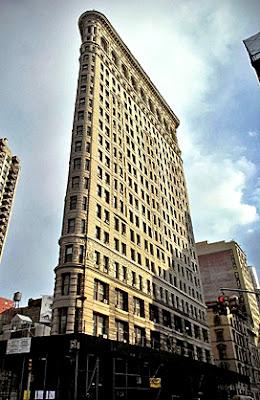 Flatiron Building de Nueva York