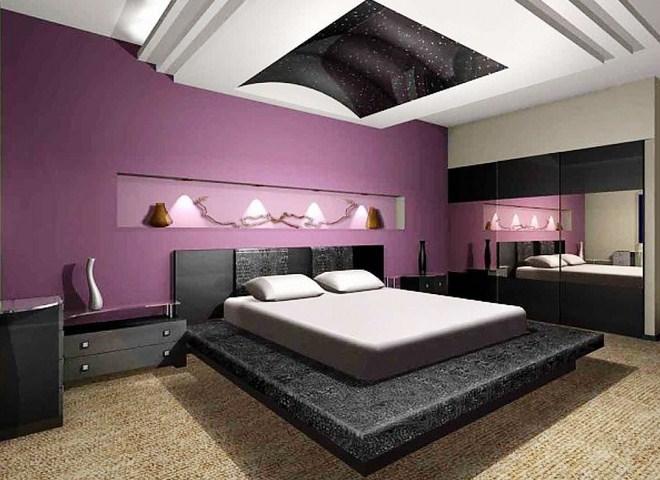 Perfect Purple Bedroom Designs