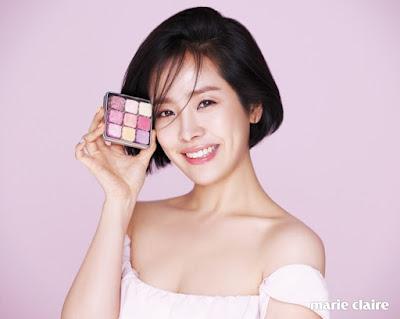 Han Ji Min Marie Claire January 2016