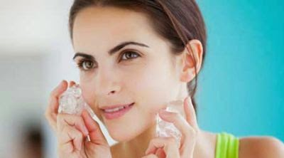 Manfaat Es Batu Untuk Kecantikan Wanita Pada Kulit Wajah