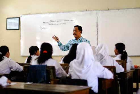 Syarat-Syarat Menjadi Guru Profesional