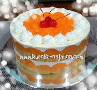 Aneka International Cake