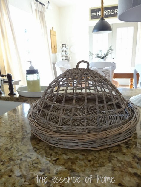 The Essence Of Home Weathered Baskets