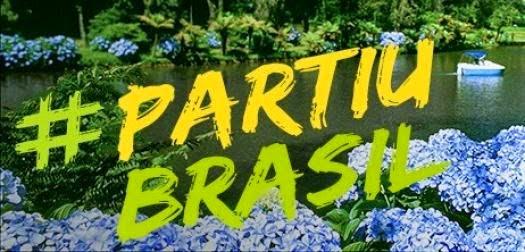 Conheça o Brasil de Norte a Sul