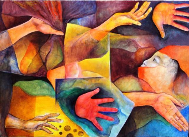 Aiuto dalle mani Tese (Ribechi)