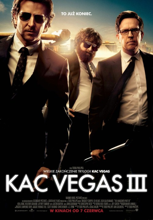 the hangover 3 plakat