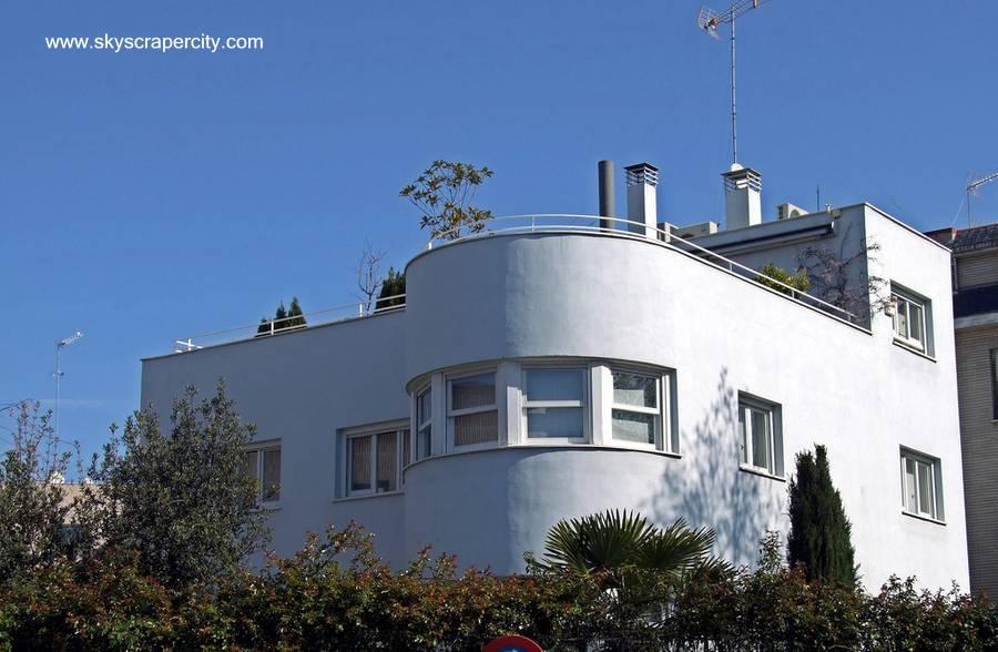 Arquitectura de casas estilos arquitect nicos de casas for Arquitectura racionalista