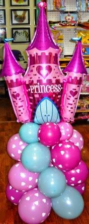 Party με θέμα πριγκίπισσα