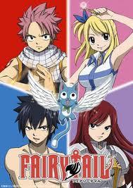 Anime Fairy Tail