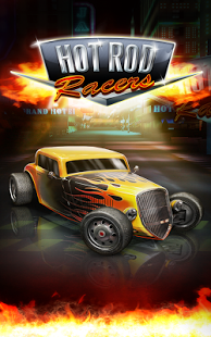 Hot Rod Racers v1.0.3 APK [Unlimited Coins/Crowns/All Cars]