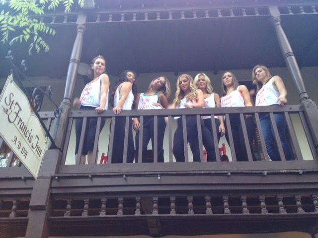 St Francis Inn Loves Bachelorettes! 9  Bachelorette+Party+2014+a St. Francis Inn St. Augustine Bed and Breakfast