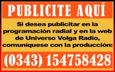 Espacio Publicitario :