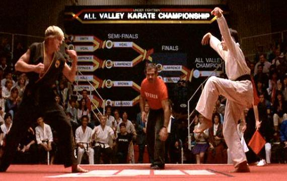 """¿Qué fue del adolescente de Karate Kid? """"Encerar y pulir"""