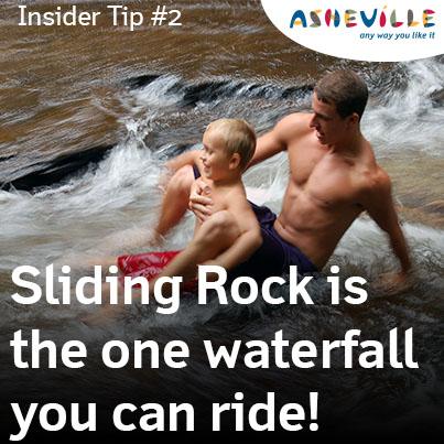 Asheville Insider Tip