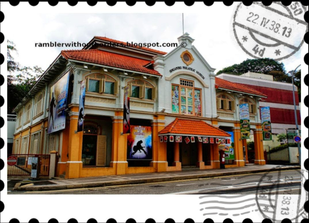 Philatelic Museum, Singapore